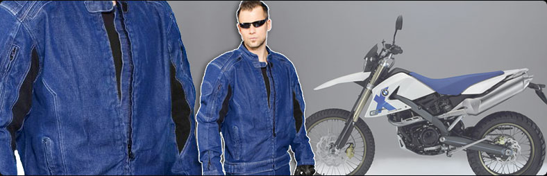 MOTORCYCLE / DENIM - MC Jackets