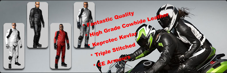MOTORCYCLE / LEATHER - MC Suits