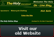The Holy International - Old Website