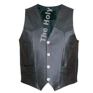 Leather Vest Classic