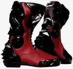 ALIVE RACING BOOT RED