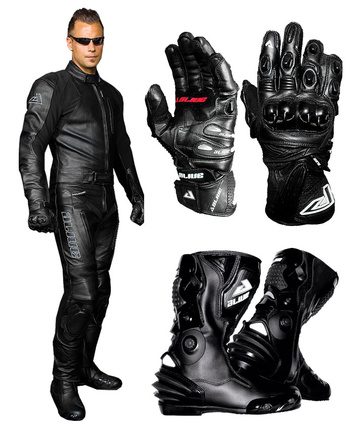 Suit, Glove & Boot